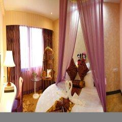 Отель Xiamen Plaza Сямынь комната для гостей фото 4