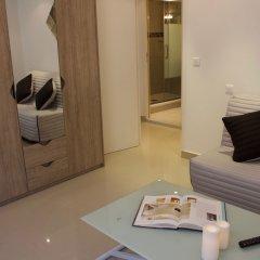 Отель Promenade - Vacances Mer et Sea Shopping сейф в номере