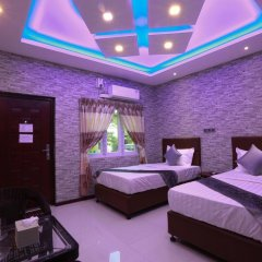 Отель Mya Kyun Nadi Motel спа