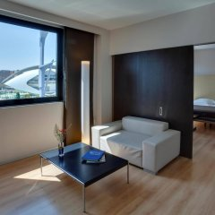 Отель Barceló Valencia Испания, Валенсия - 1 отзыв об отеле, цены и фото номеров - забронировать отель Barceló Valencia онлайн комната для гостей фото 2