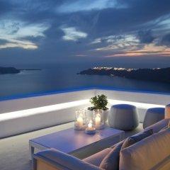 Отель Grace Santorini балкон