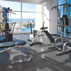 Отель Mpm Blue Pearl Солнечный берег фитнесс-зал