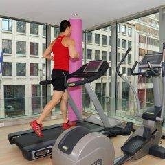 Отель Thon Residence EU фитнесс-зал фото 2
