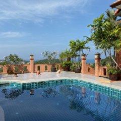 Отель Baan Kongdee Sunset Resort Пхукет бассейн