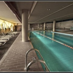 Wellness & Family Hotel Veronza Карано бассейн