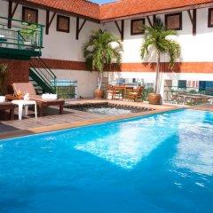 Отель Pinnacle Lumpinee Park Бангкок бассейн фото 3