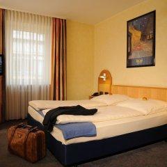 Отель City Partner Hotel Strauss Германия, Вюрцбург - отзывы, цены и фото номеров - забронировать отель City Partner Hotel Strauss онлайн комната для гостей