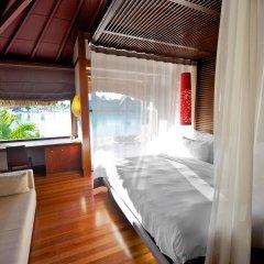 Отель Le Meridien Bora Bora комната для гостей