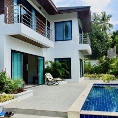 Отель 3 Bedroom Private Pool Villa Flora Таиланд, Самуи - отзывы, цены и фото номеров - забронировать отель 3 Bedroom Private Pool Villa Flora онлайн фото 2
