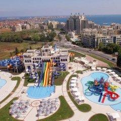 Palace Deluxe Hotel Поморие бассейн