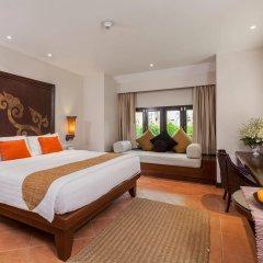 Отель Movenpick Resort & Spa Karon Beach Phuket Таиланд, Пхукет - 4 отзыва об отеле, цены и фото номеров - забронировать отель Movenpick Resort & Spa Karon Beach Phuket онлайн комната для гостей фото 4
