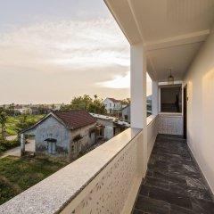 Отель Cilantro Villa балкон