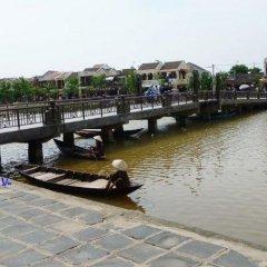 Отель Quynh Chau Homestay Вьетнам, Хойан - отзывы, цены и фото номеров - забронировать отель Quynh Chau Homestay онлайн приотельная территория фото 2