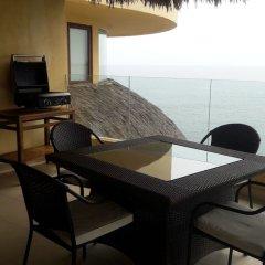 Отель Palmetto Ixtapa 408 удобства в номере