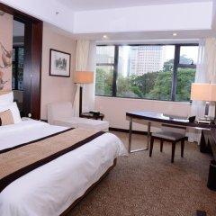 Guangdong Yingbin Hotel комната для гостей фото 3