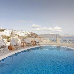 Mystique, a Luxury Collection Hotel, Santorini бассейн фото 3