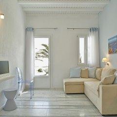 Anemoessa Boutique Hotel Mykonos комната для гостей фото 2