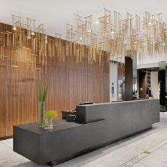 Отель Hilton Garden Inn Vilnius City Centre интерьер отеля