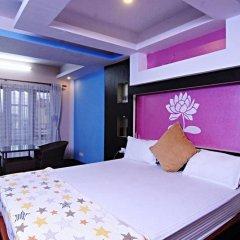 Отель Khushi Homestay Непал, Катманду - отзывы, цены и фото номеров - забронировать отель Khushi Homestay онлайн комната для гостей фото 3