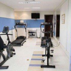 Отель Comfort Suites Londrina фитнесс-зал