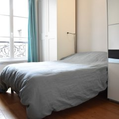 Апартаменты 1 Bedroom Apartment in Montmartre комната для гостей фото 2