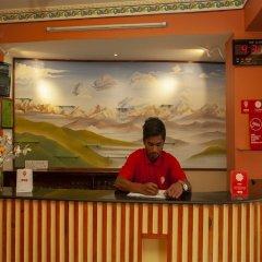 Отель OYO 207 Hotel Cirrus Непал, Нагаркот - отзывы, цены и фото номеров - забронировать отель OYO 207 Hotel Cirrus онлайн интерьер отеля фото 2