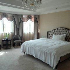 Отель Healthy Valley Private Hot Spring Villa комната для гостей фото 4