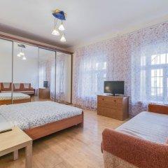 Апартаменты Ludwig Apartment at Pervaya Sovetskaya 8 комната для гостей фото 2