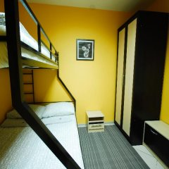 Хостел Landmark City Стандартный номер с двуспальной кроватью фото 2