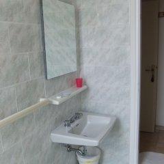 Отель Albergo Villalma Римини ванная