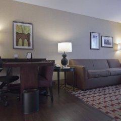 Отель Embassy Suites Columbus-Airport Колумбус удобства в номере фото 2