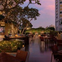 Отель Sukhumvit Park, Bangkok - Marriott Executive Apartments Таиланд, Бангкок - отзывы, цены и фото номеров - забронировать отель Sukhumvit Park, Bangkok - Marriott Executive Apartments онлайн приотельная территория