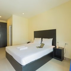 Отель Zing Resort & Spa сейф в номере