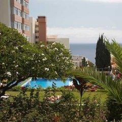 Отель Dorisol Buganvilia Португалия, Фуншал - отзывы, цены и фото номеров - забронировать отель Dorisol Buganvilia онлайн пляж