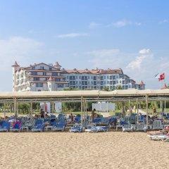 Bella Resort & Spa Турция, Сиде - отзывы, цены и фото номеров - забронировать отель Bella Resort & Spa - All Inclusive онлайн пляж