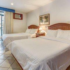 Отель Travelers Suites Juanambú Колумбия, Кали - отзывы, цены и фото номеров - забронировать отель Travelers Suites Juanambú онлайн комната для гостей фото 5