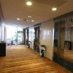 Отель Holiday Inn Express Suzhou Changjiang интерьер отеля фото 2