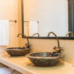 Отель Dar Chamaa Марокко, Уарзазат - отзывы, цены и фото номеров - забронировать отель Dar Chamaa онлайн ванная