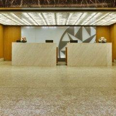 Отель Galeria Plaza Reforma Мехико парковка