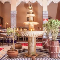 Отель Riad Mahjouba Марракеш помещение для мероприятий
