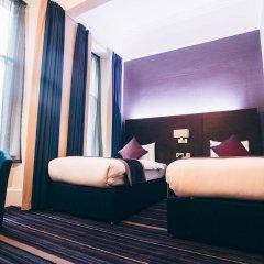 Отель Lorne Hotel Великобритания, Глазго - отзывы, цены и фото номеров - забронировать отель Lorne Hotel онлайн комната для гостей фото 5
