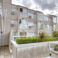 Отель Robson Suites Канада, Ванкувер - отзывы, цены и фото номеров - забронировать отель Robson Suites онлайн балкон