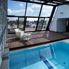 Отель Hilton Gdansk Польша, Гданьск - 6 отзывов об отеле, цены и фото номеров - забронировать отель Hilton Gdansk онлайн бассейн фото 2