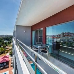 Areias Village Beach Suite Hotel балкон