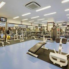 Гостиница Марриотт Москва Гранд фитнесс-зал фото 3