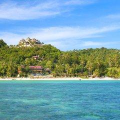 Отель Ko Tao Resort - Beach Zone пляж фото 2