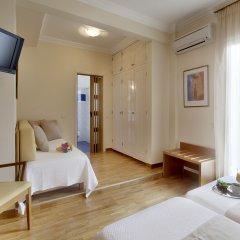 Отель Athos Греция, Афины - отзывы, цены и фото номеров - забронировать отель Athos онлайн комната для гостей фото 2