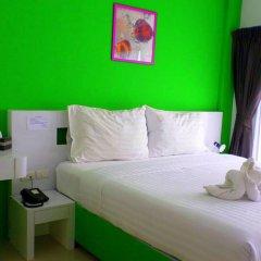 Отель The Frutta Boutique Patong Beach комната для гостей фото 2