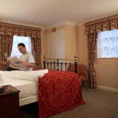 Отель Etrop Grange Манчестер спа