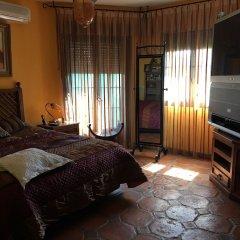 Отель La Hacienda del Marquesado Сьерра-Невада комната для гостей фото 5